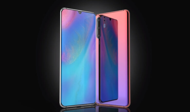 Huawei P30 concept video