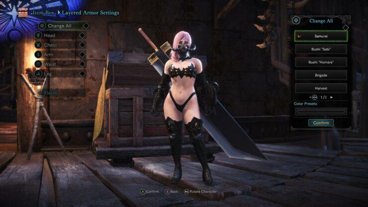 Monster Hunter World FFVII Buster Sword Mod 2