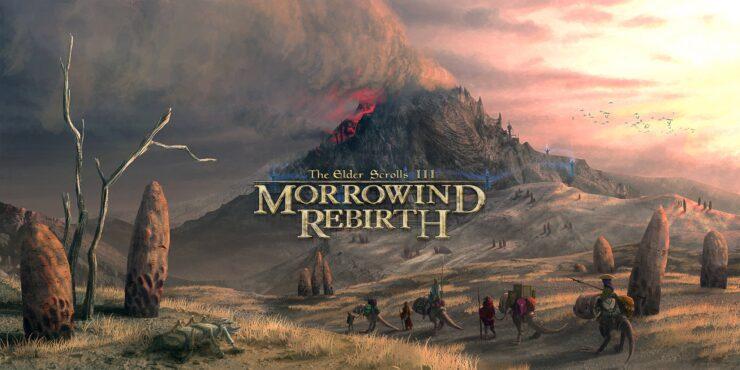 Morrowind Rebirth Mod Update 4.9