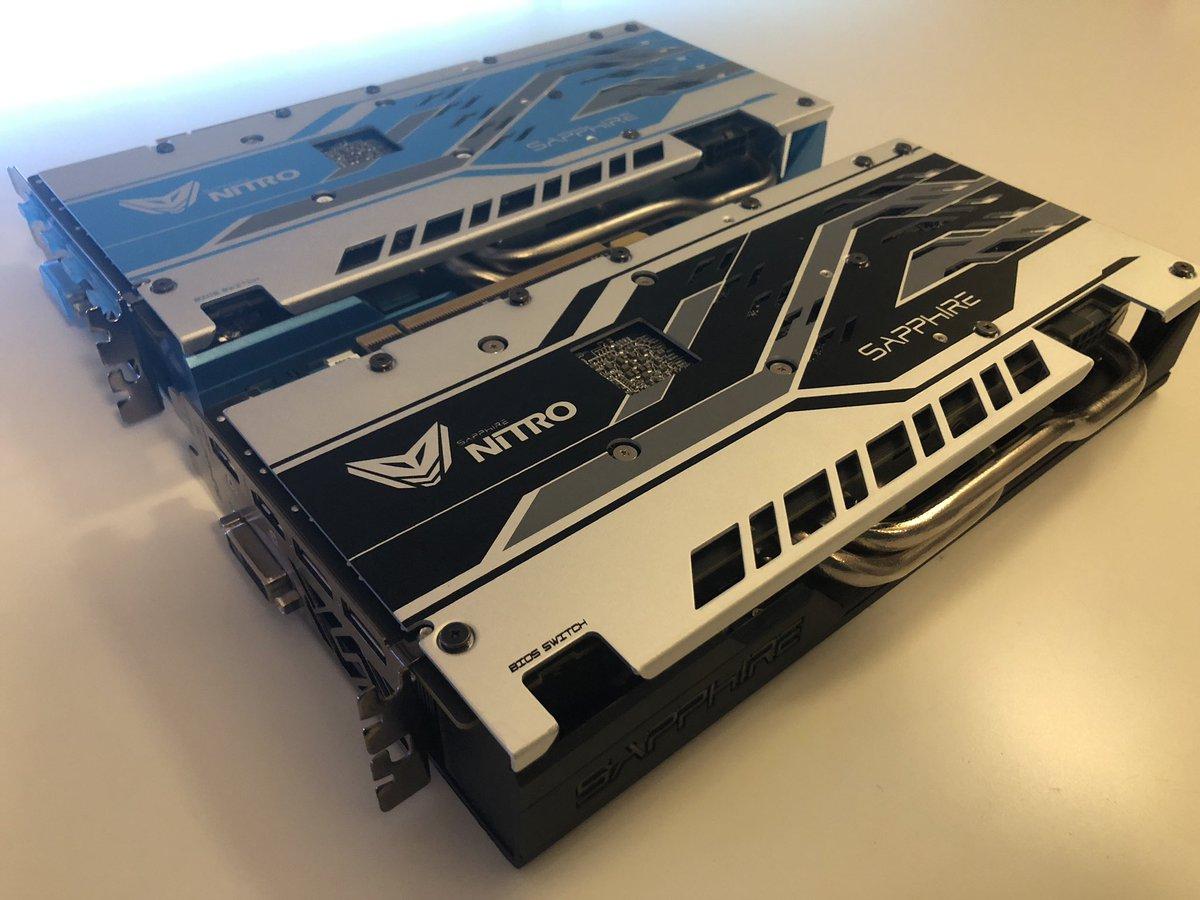 SAPPHIRE To Release Black Shroud Nitro+ Radeon RX 590
