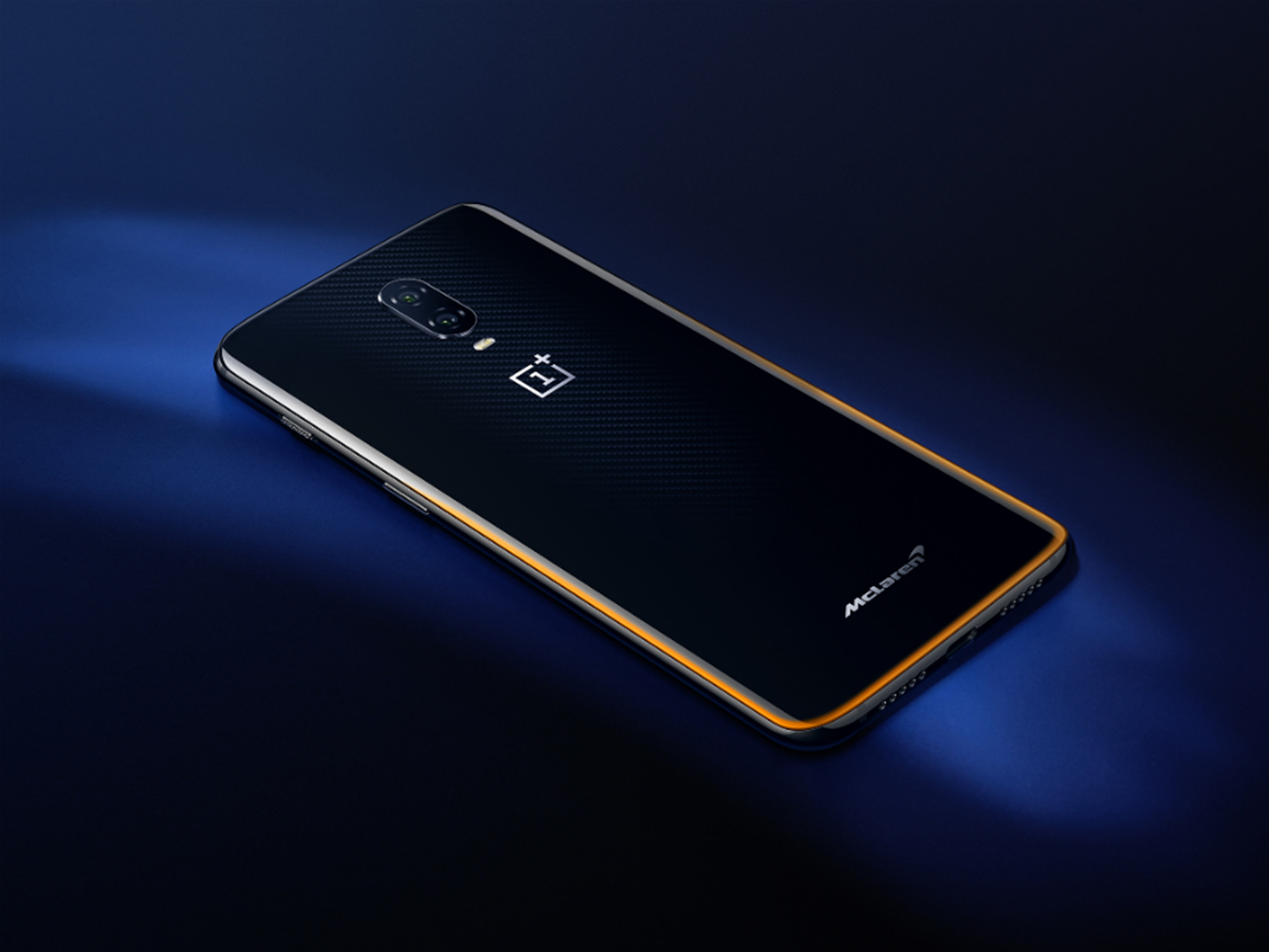 Oneplus 6t Mclaren Edition Brings 10gb Ram With 30w Warp Charge A