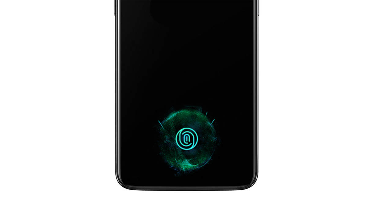 OnePlus 6T in-Screen Fingerprint Scanner Gets Faster With