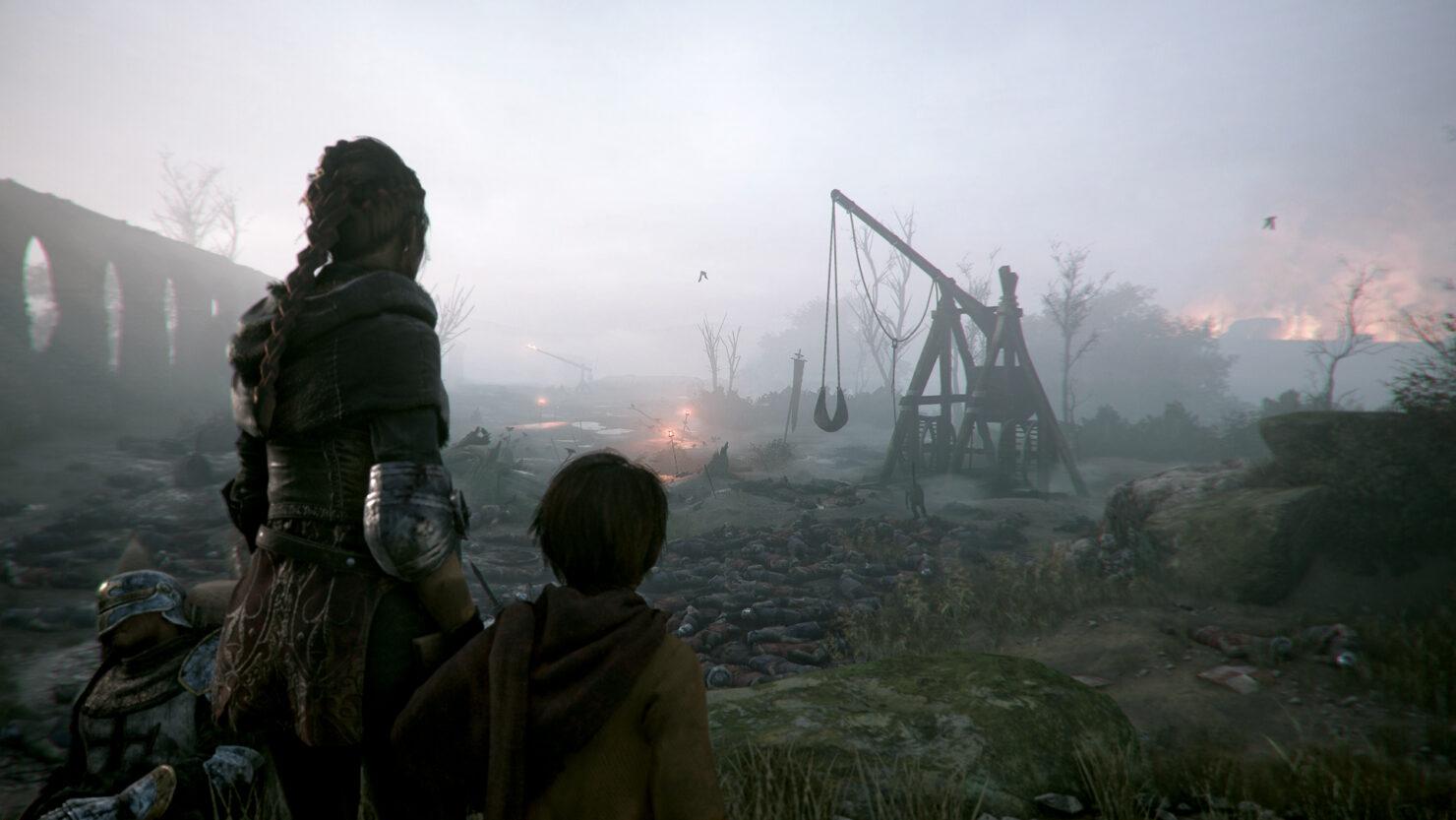 A Plague Tale: Innocence PS Plus July 2021