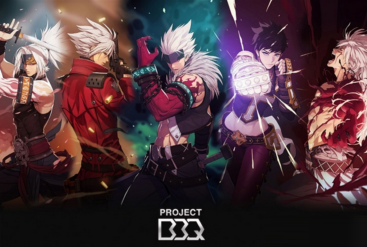 Project BBQ Is a New 3D Dungeon Fighter Online Game Made with Unreal