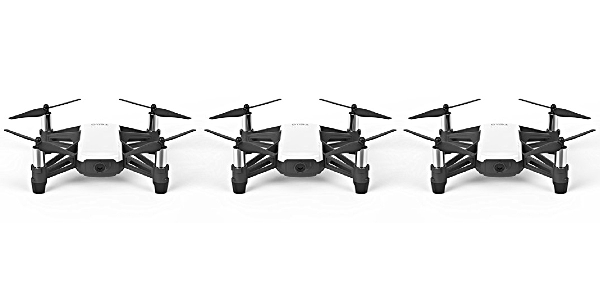 Ryze Tello Gets a $20 Discount - The Perfect Drone for First-Time