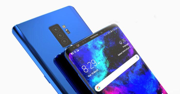 Samsung Sound on display OLED CES 2019