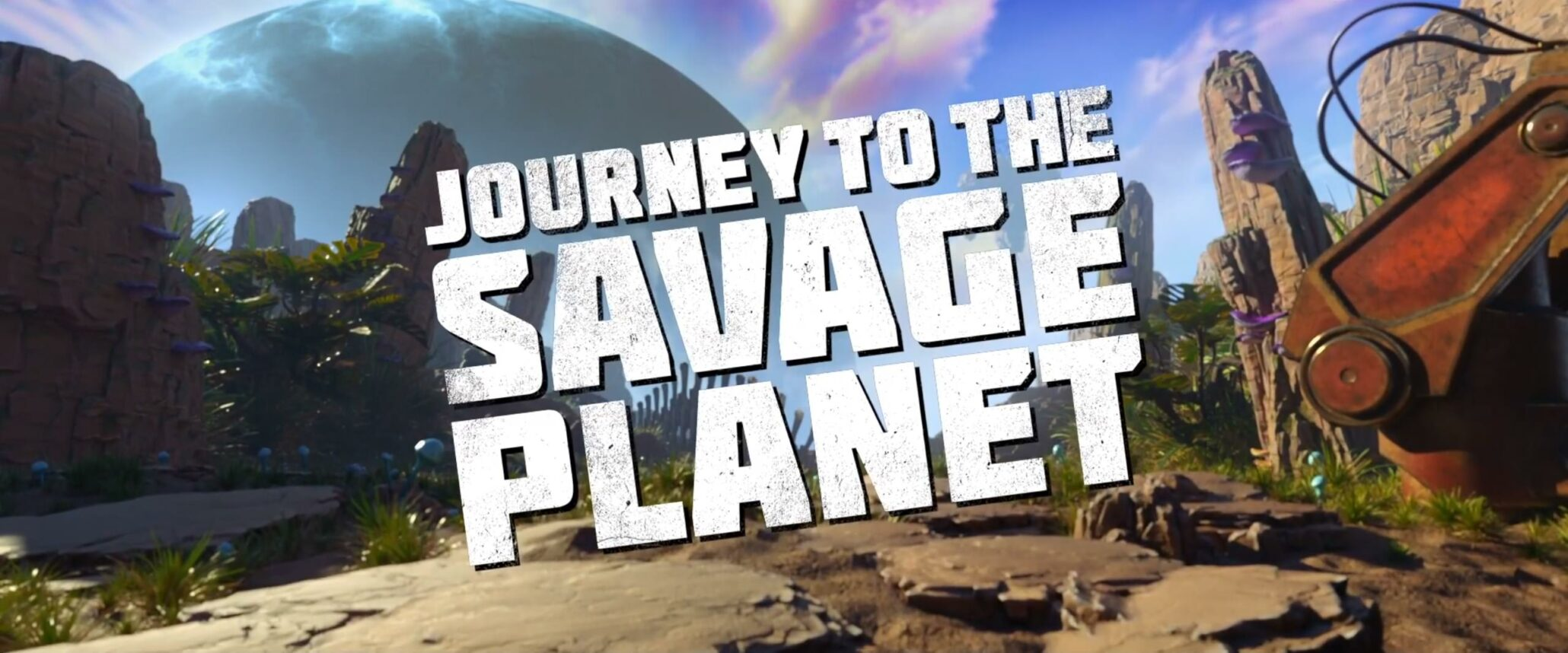 Image result for journey to the savage planet