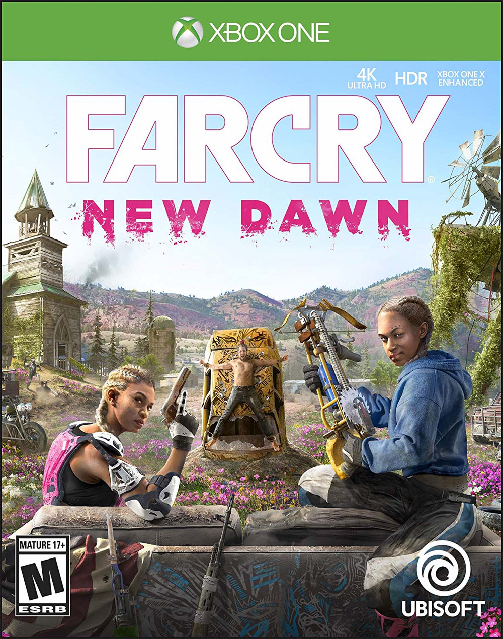 Ubisoft unveils Far Cry New Dawn