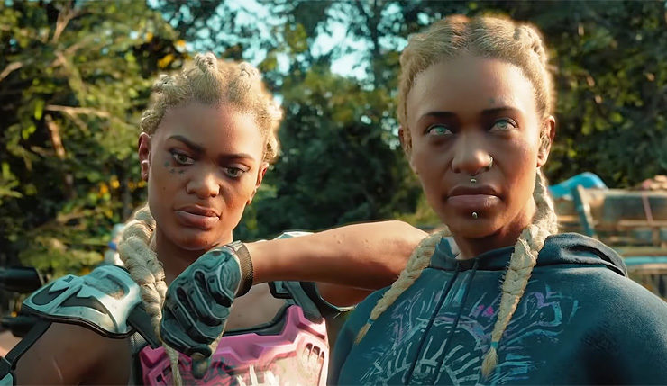 Far Cry New Dawn Gets First 4k Gameplay Devs Discuss Villains And