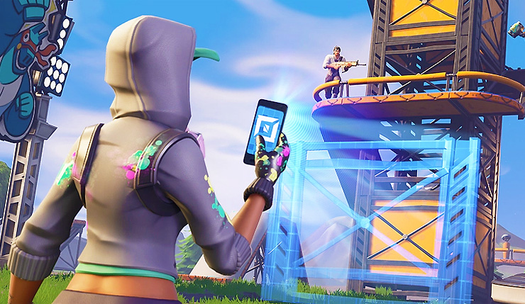 More Samsung Galaxy Exclusive Fortnite Items To Be Released Soon