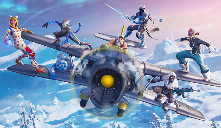 Fortnite Mobile For Android Adds Snapdragon 670 710 Support And More
