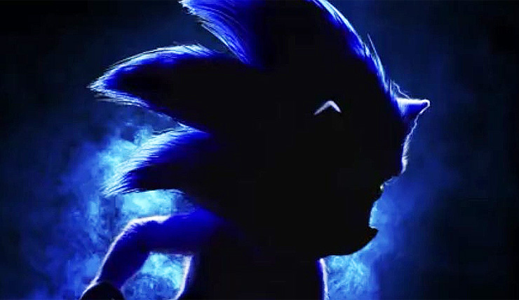 New Sonic The Hedgehog Movie Design Surfaces Online