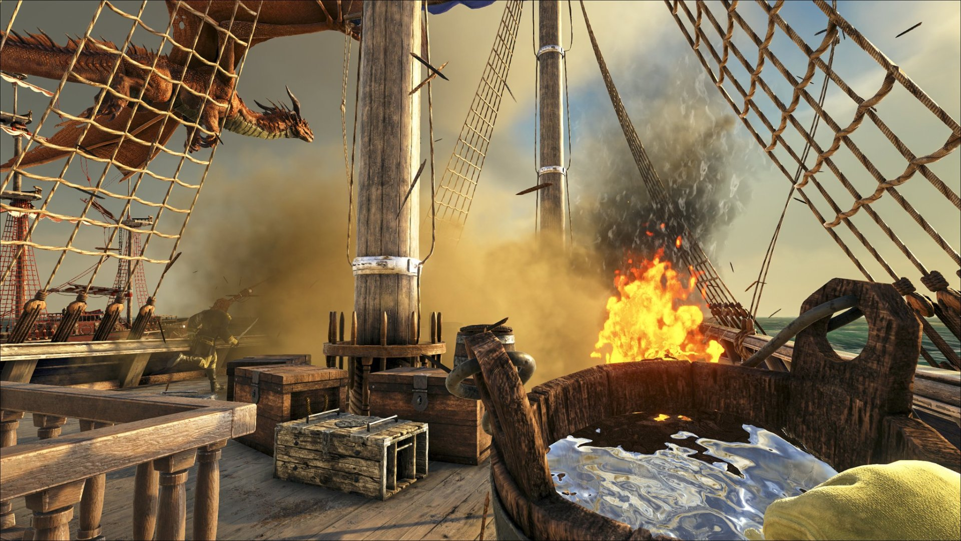 Sailing Across the Entire ATLAS Map Would Take 30 Hours with