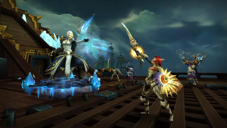 bfa tides of vengeance patch 8.1