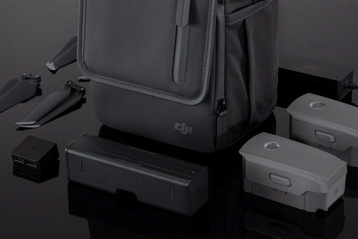 DJI mavic 2 fly more accessory kit