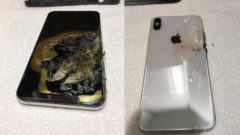iphone-xs-max-exploded-and-burned