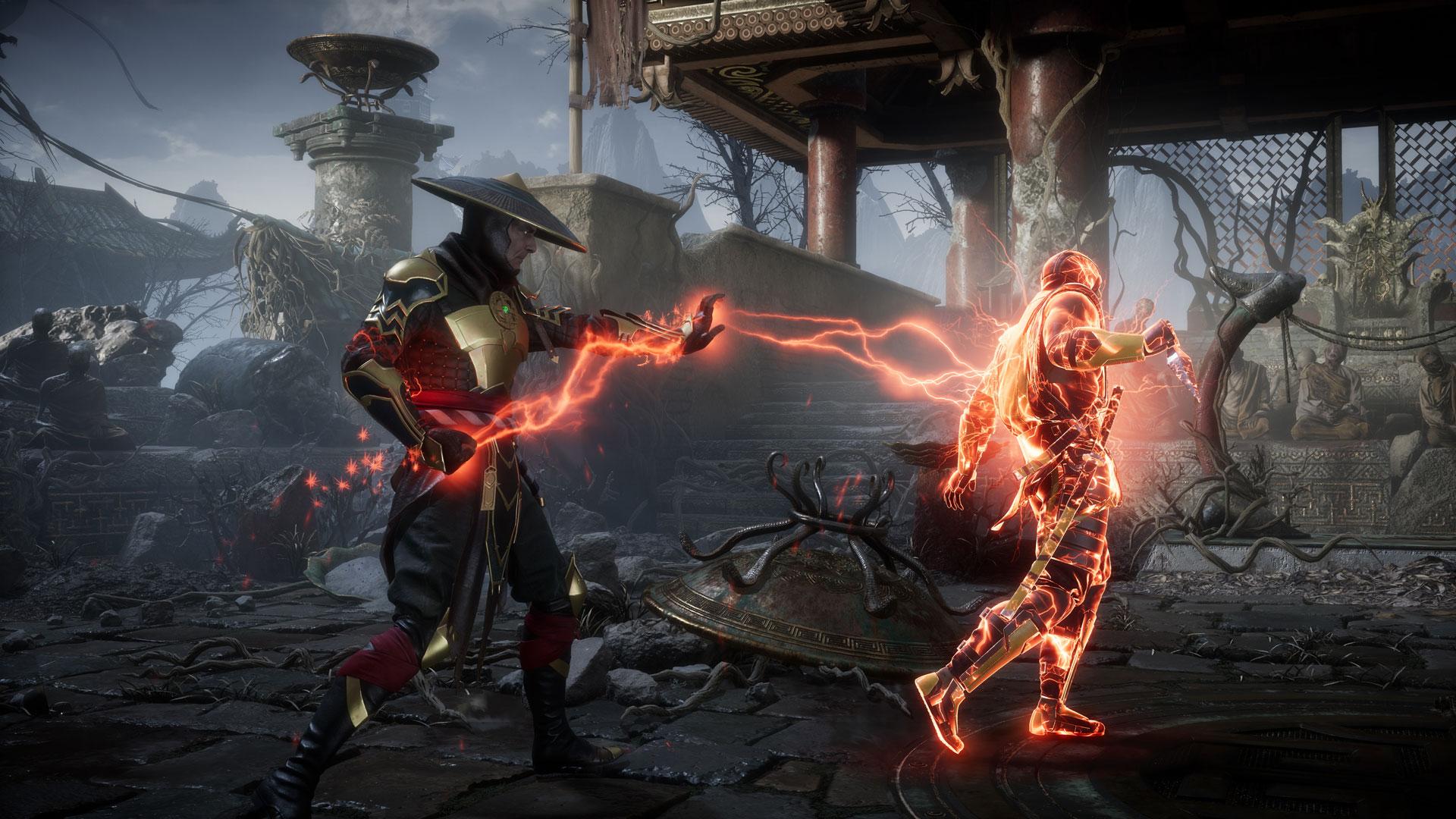 Mortal Kombat 11 Has No Lead SKU