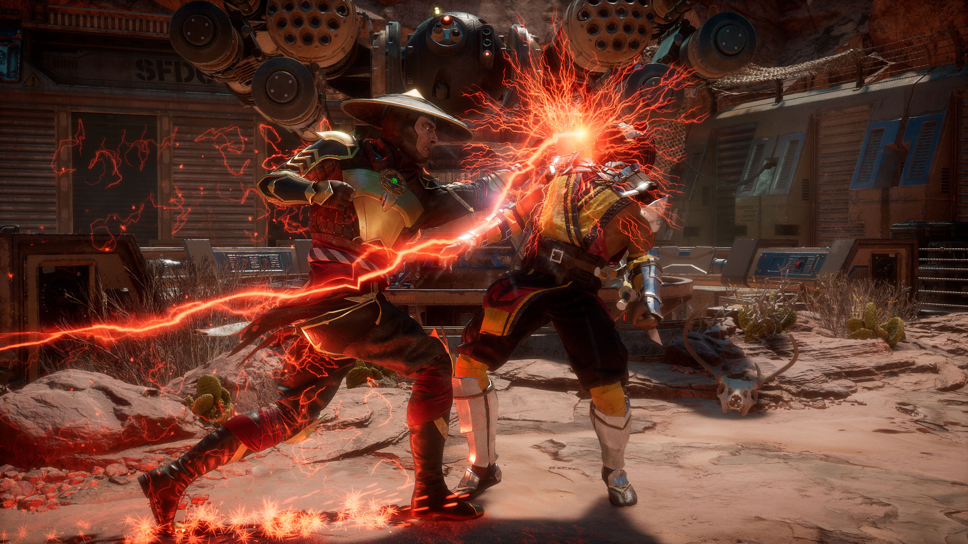 Mortal Kombat 11 Switch Impressions Suggest Game is Running