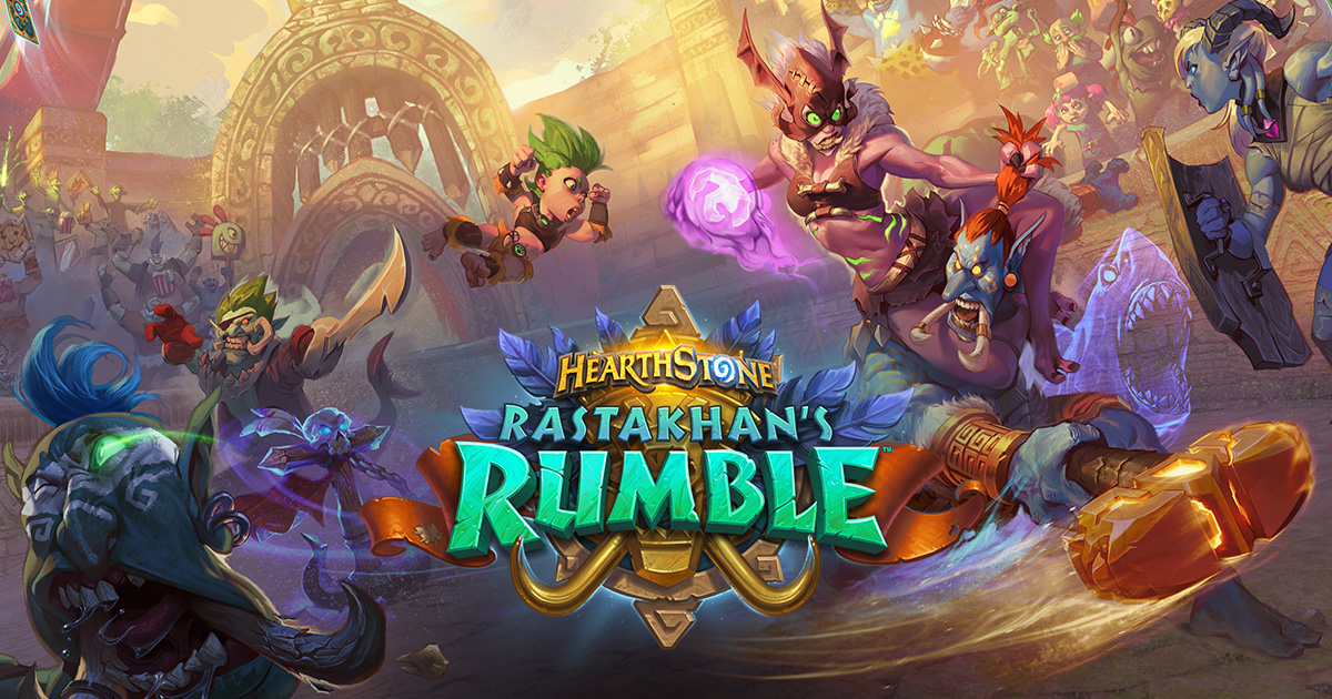 Hearthstone: Rastakhan's Rumble - Our Most Anticipated Cards