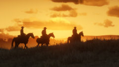 rdr2_group_sunset