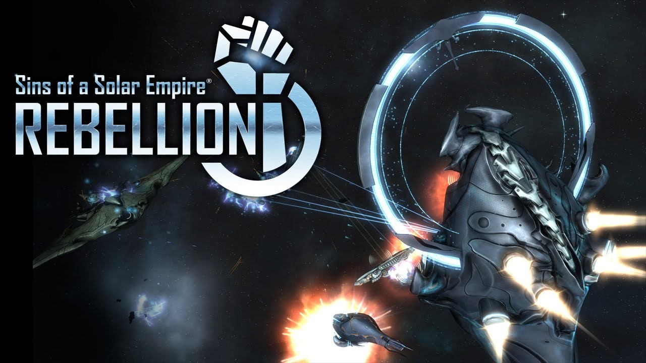 Sins of a solar empire rebellion free on steam if you grab it today minor factions dlc released