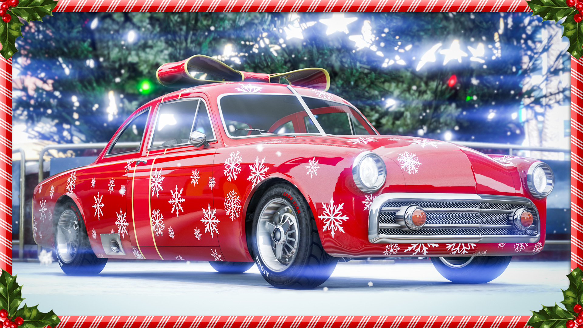 gta v free car christmas 2018