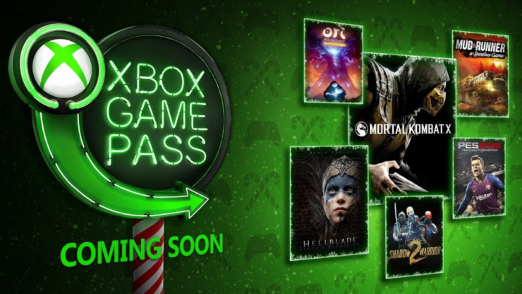xbox game pass december 2018 games