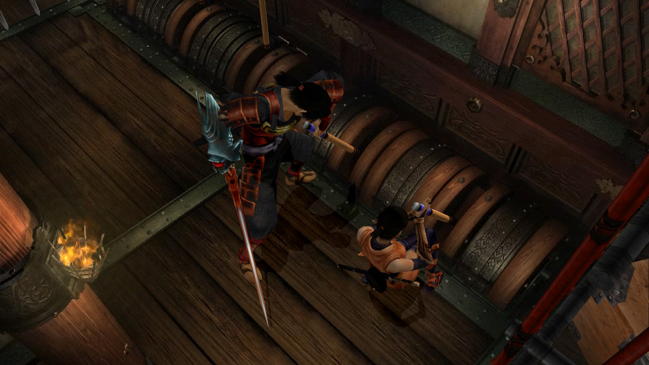 Onimusha: Warlords Review - Slightly Faded Feudal Japan Evil