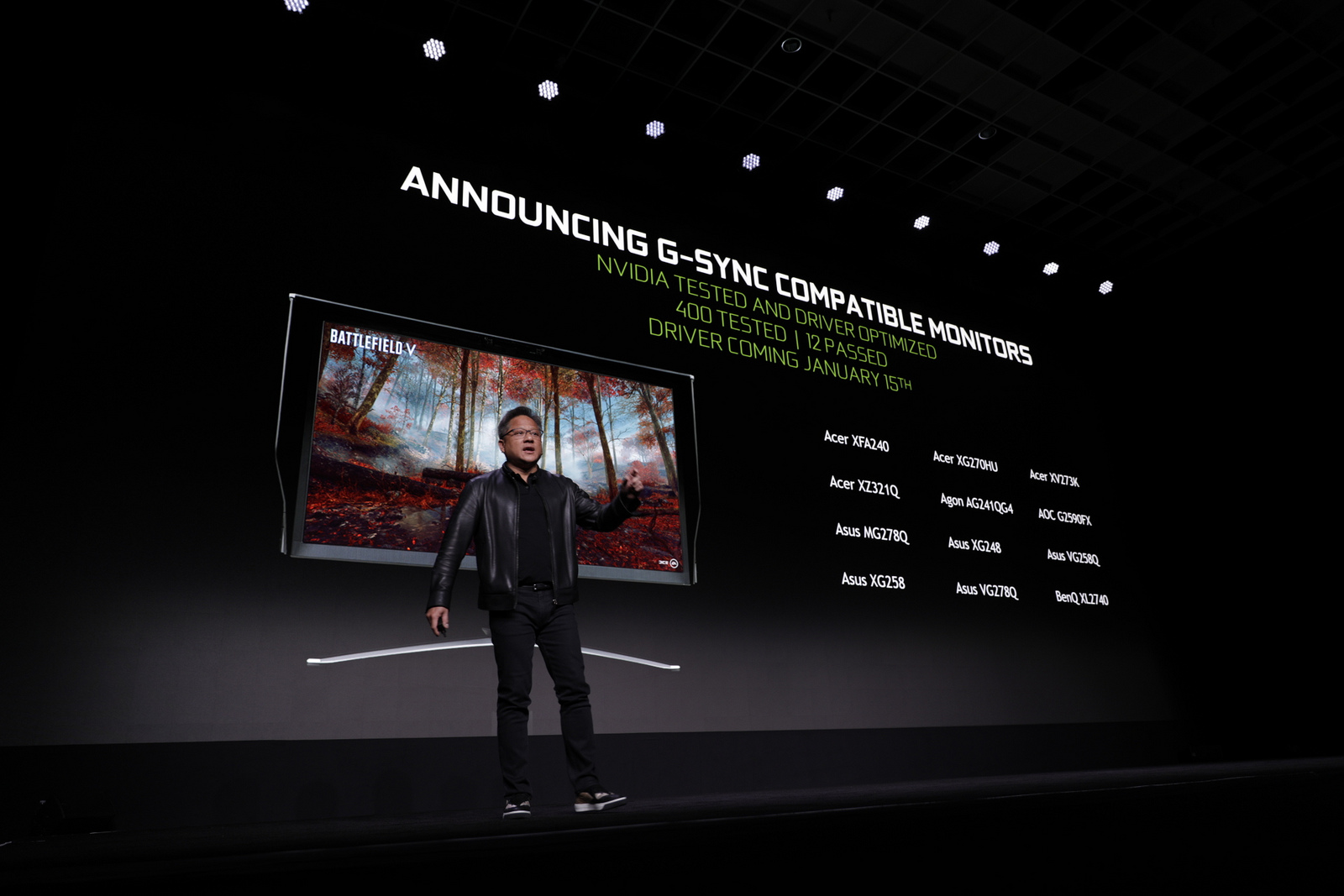NVIDIA GeForce Game Ready 417 71 WHQL Drivers Launched