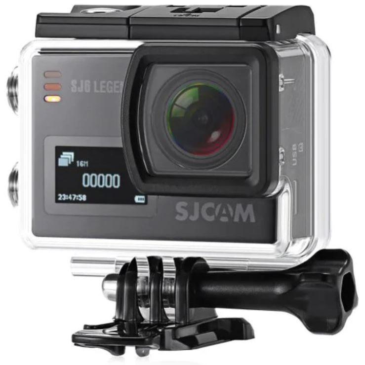 Original SJCAM SJ8 Pro Action Camera And SJ6 Legend Now