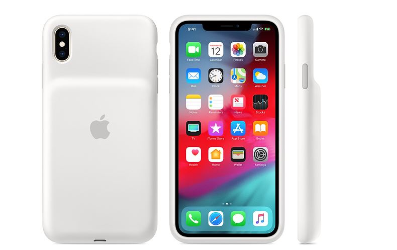 sports shoes c7948 7d6a6 Apple's Smart Battery Case Is Now Officially Available For iPhone XS ...