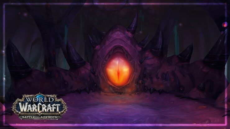 Battle for Azeroth Patch 8.1.5 Crucible of storms PTR