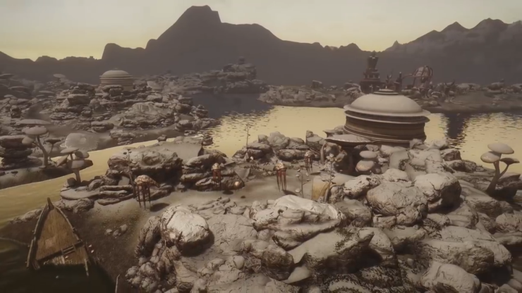 Beyond Skyrim Morrowind Mod 'The New North' Receives Brand-New Pre