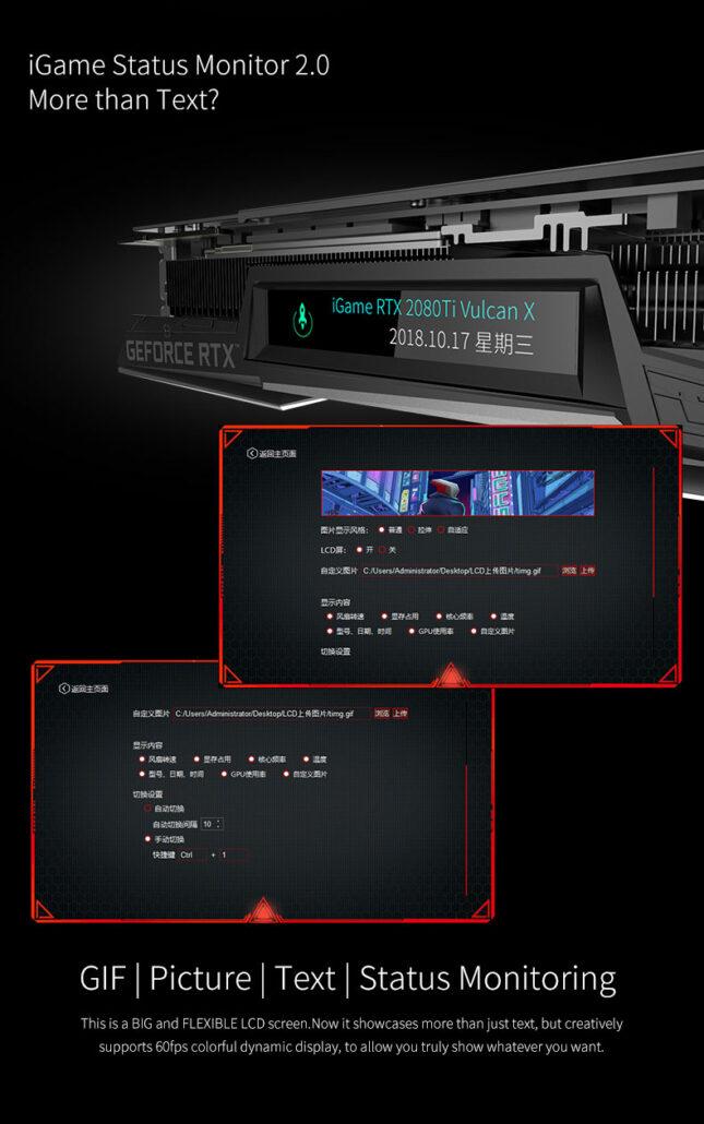 Colorful iGame GeForce RTX 2080 Ti Vulcan X OC 11 GB
