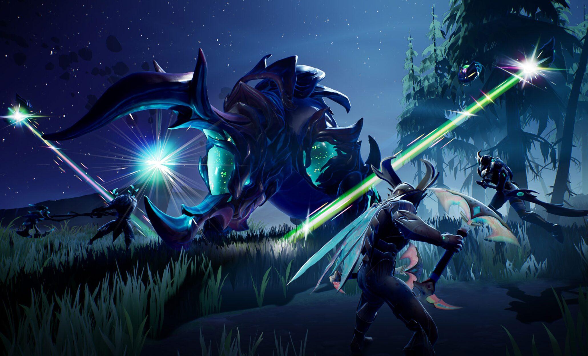 "Dauntless Dev On Crossplay: ""I Think Sony Got Some Undue"