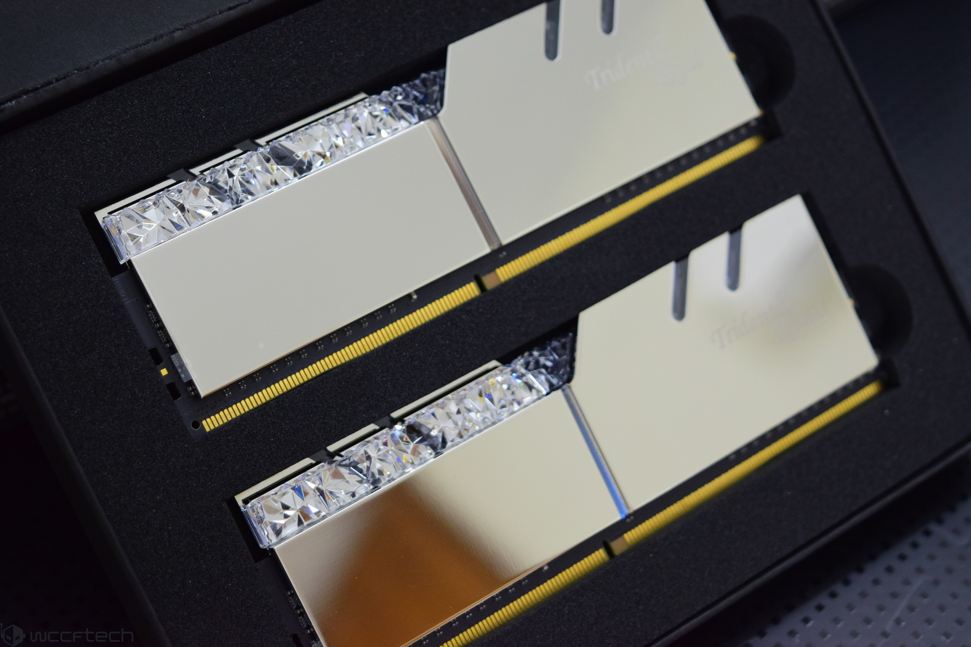G Skill Trident Z Royal RGB 16 GB DDR4 4000 MHz Memory Kit Review