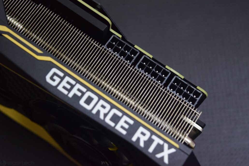 MSI GeForce RTX 2080 Ti Lightning Z 11 GB Graphics Card