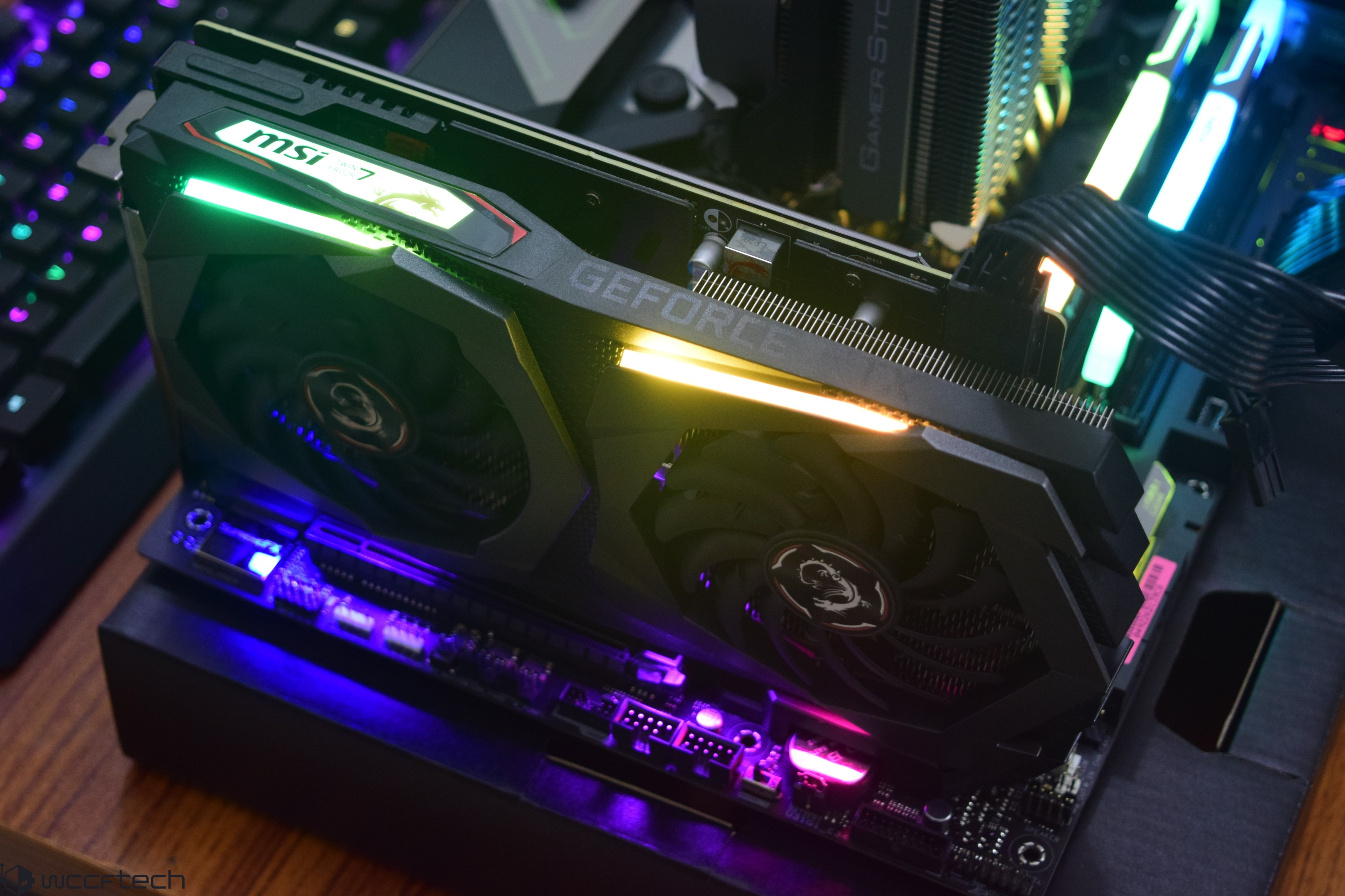 NVIDIA GeForce GTX 1650 4 GB GDDR5 Graphics Card Review Ft  MSI