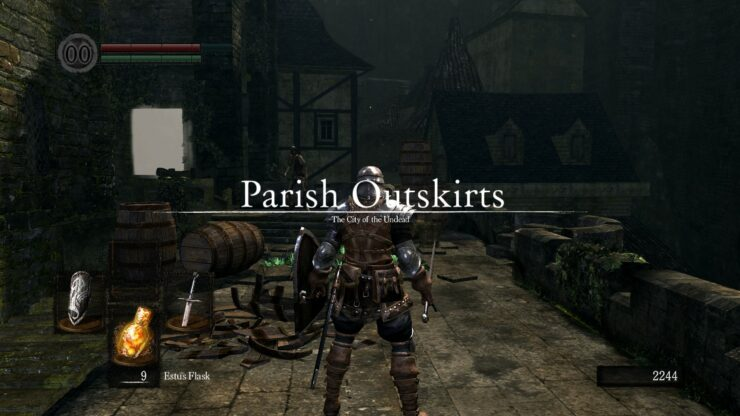 Dark Souls Daughters of Ash Mod 5