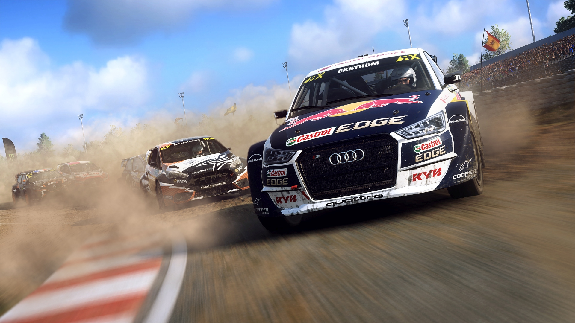 dirt rally 2 0 preview a master behind the wheel. Black Bedroom Furniture Sets. Home Design Ideas