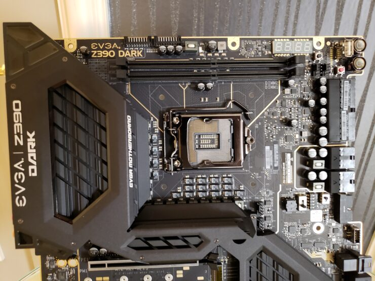 evga-z390-dark-socket