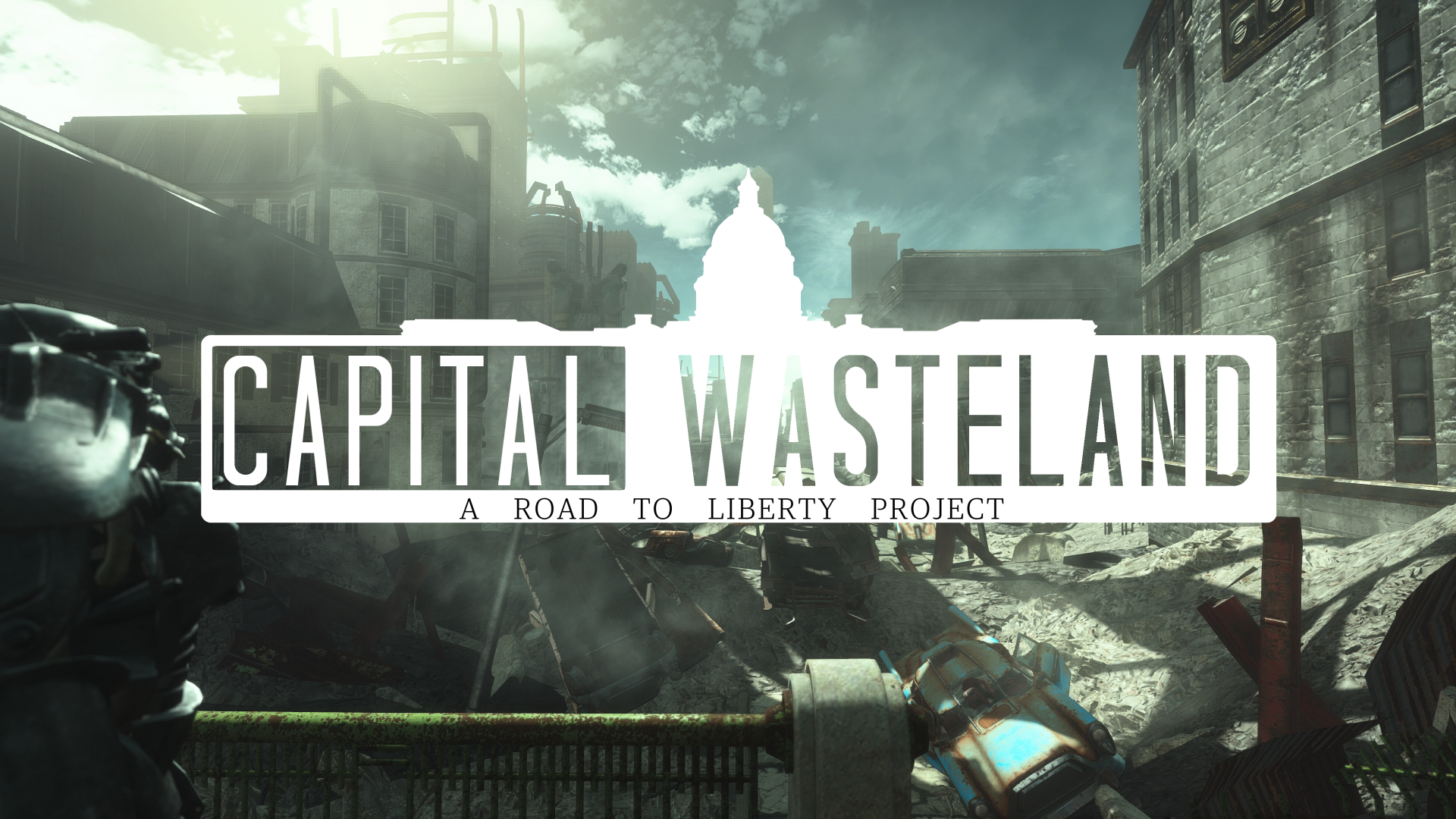 Fallout 4 Capital Wasteland Mod Is Back In Development