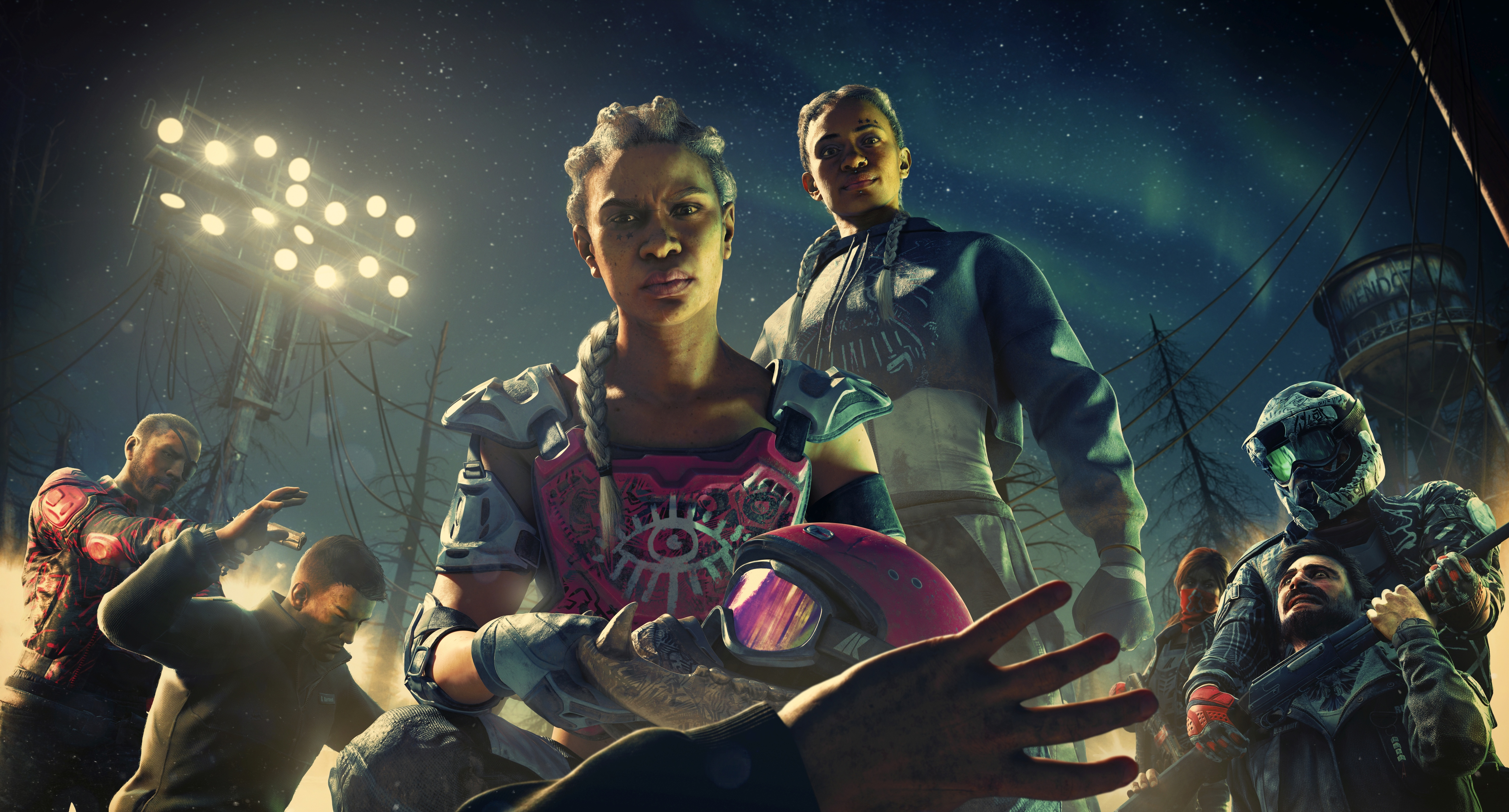 Far Cry New Dawn Preview It S The End Of The World As We Know It
