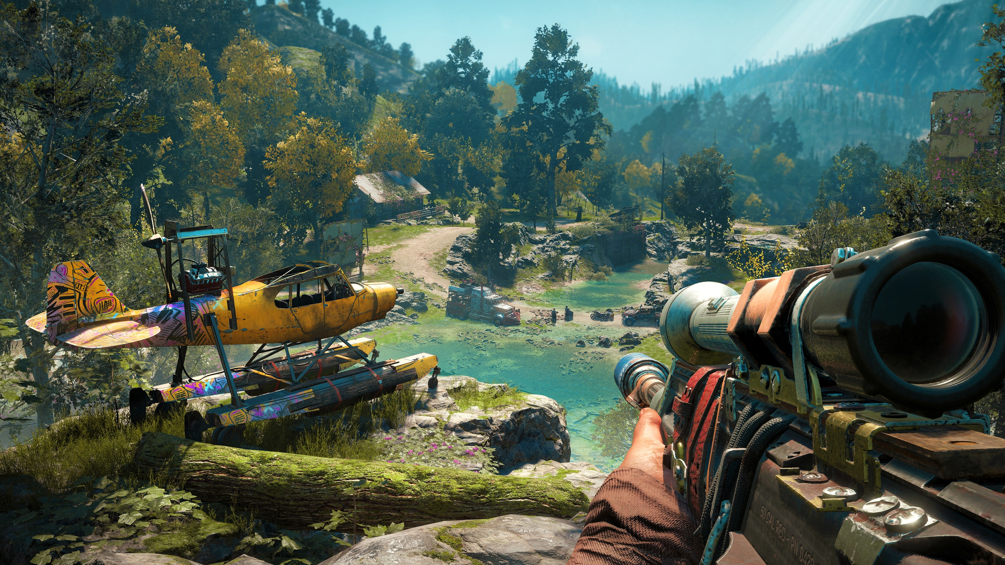 Image result for far cry new dawn
