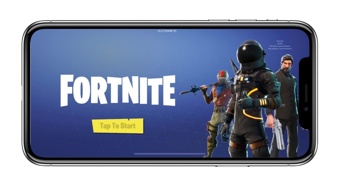 Fortnite 7 30 Released for iPhone and iPad with Bluetooth Game