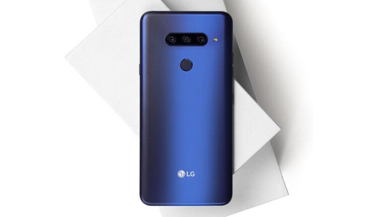 LG 5G flagship