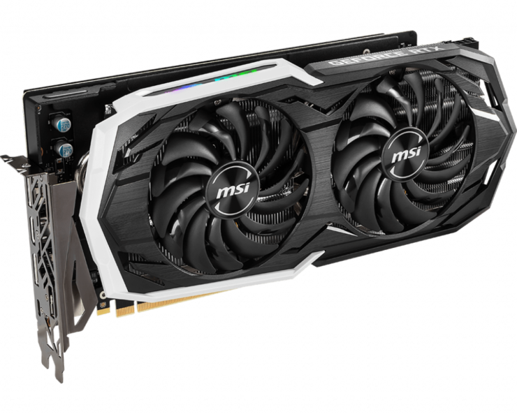 NVIDIA GeForce RTX 2070 8 GB GDDR6 Graphics Card Review FT  MSI