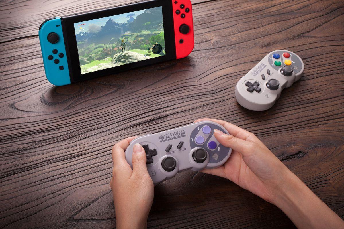 Nintendo Switch SNES Games