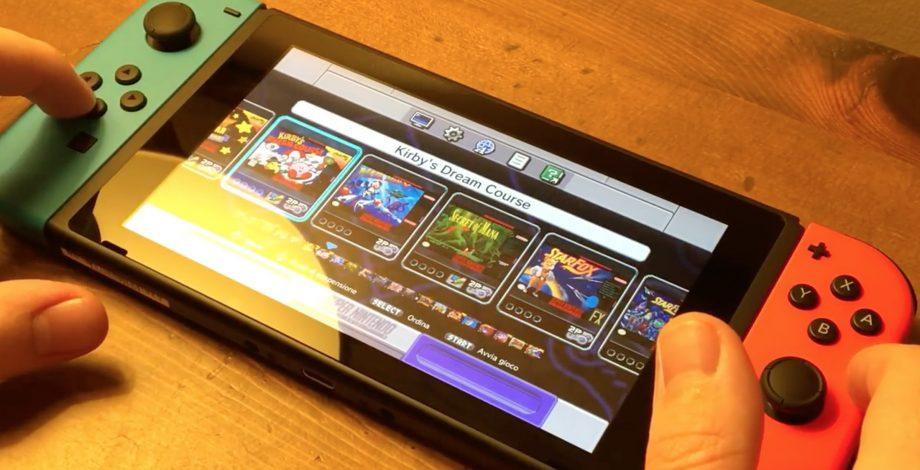 Nintendo Switch SNES games 2