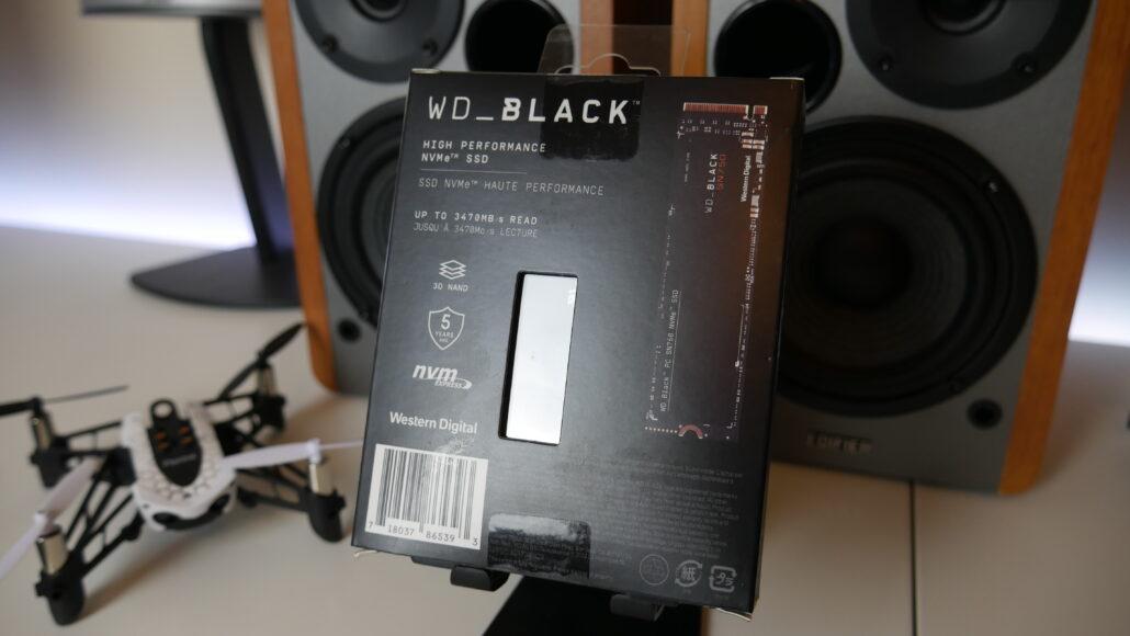 Western Digital WD Black SN750 1TB NVMe SSD Performance Review